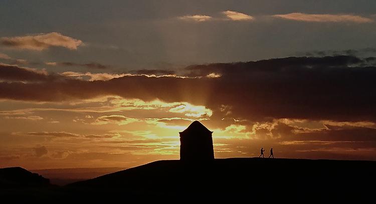 Burton Dassett Sunset